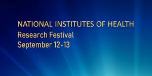 NIH Research Festival 2019
